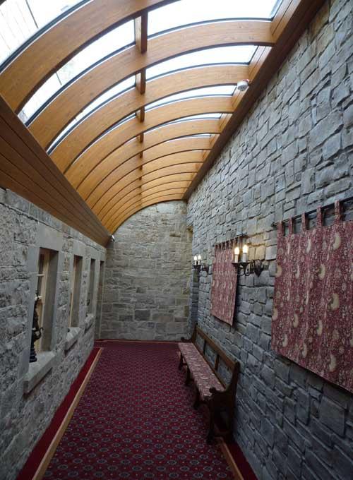 Timber Roof Light Norman Pratt
